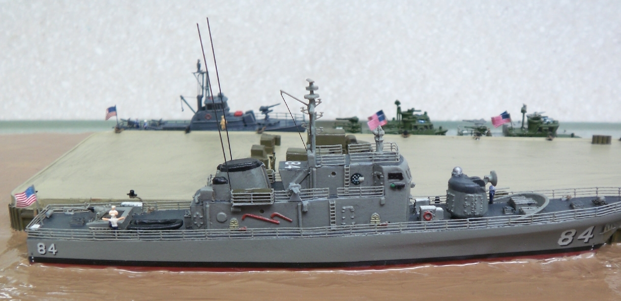 Model kit reviews how to scale modeling and scale modeling products - Uss Ashville Finescale Modeler Essential Magazine For