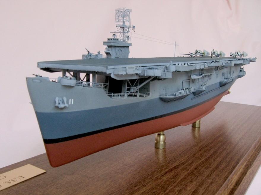 USS Bogue CVE-9 Kit #4-202